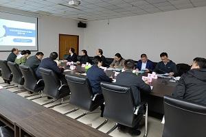 省科技厅中试基地建设专家组万博电脑登录万博官网man手机登陆考察调研